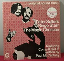 THE MAGIC CHRISTIAN: Soundtrack, Commonwealth Records, 1st, Promo, OOP LP!