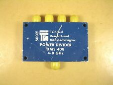 Trm Dms 408 Power Divider 4 - 8 Ghz