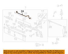 HONDA OEM 01-05 Civic Steering Gear-Steering Line Right 53670S5DA01