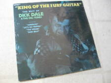 "DICK DALE 1986 ""KING OF SURF GUITAR"" NEW/SEALED 14-SONG RHINO COMPILATION LP"