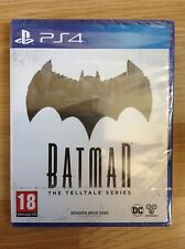 Batman: The Telltale Series Season Pass PS4, NEW and Sealed