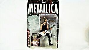 Metallica Figures-James Hetfield-Harvesters of Sorrow