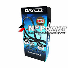 DAYCO TIMING BELT KIT Daihatsu CC Van Charade 1.0 3CYL G11 G100 G102 CB  TURBO