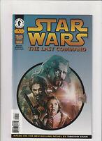 Star Wars The Last Command #5 NM- 9.2 Dark Horse Timothy Zahn Thrawn & Mara Jade