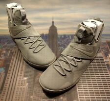 Nike LeBron XIV 14 Silver/Reflect Silver Men's Size 14 XV XII 852405 007 New