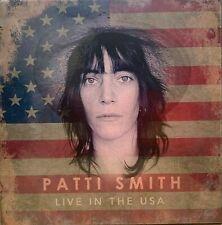 Patti Smith Live in the USA 10 CD Box Set SIGILLATO