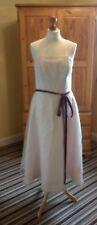 Berketex Emily Fox Wedding Bridesmaid Prom Dress Size 16 Pink Full Tea Length