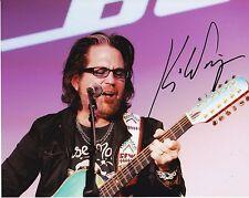 Kip Winger Autographed 8x10 Photo (Reproduction) 1