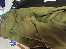 --- Boy Scouts of America green shorts  sz  youth 16 XL mens small XS