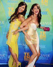 Demi Lovato and selena gomez 8x10 photo 6