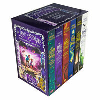 NEW Adventures from Land of Stories 6 Books Set Library Collection Chris Colfer!