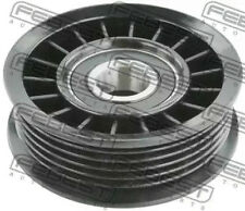 Tensioner Pulley, v-ribbed belt FEBEST 2087-KJ