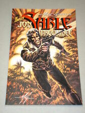 SABLE JON COMPLETE FREELANCE VOL 3 IDW MIKE GRELL GRAPHIC NOVEL 9781933239392