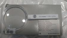 Eschenbach 261480 visomed 5.1D 2.3x 80 mm Magnifier Biconvex PXM® lightweight