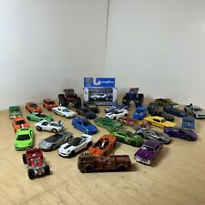 Hot wheels M2 and others diecast Cars and Trucks Lot of 35