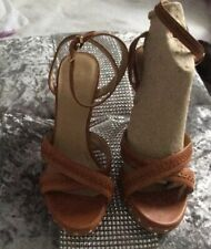 Ladies Ankle Strap Shoes From Next Size 7