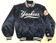 Vtg 90s NWT Starter New York Yankess 1998 World Series Champion Sz XL