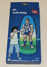 North Melbourne Kangaroos AFL Kids Inflatable Player Tackle Buddy 50cm x 130cm