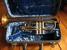 Trompete Gebr. Alexander Mainz mit Koffer