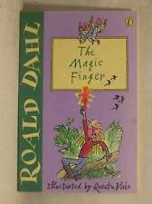 The Magic Finger (Young Puffin Developing Reader), Dahl, Roald, Very Good Book