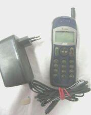 Mitsubishi MT 140 Astral  D2 S2 blau Handy Mobiltelefon mit Ladegerät
