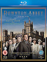 Downton Abbey 1st Series Blu-Ray Dvd Maggie Smith New & Factory Sealed
