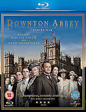 Downton Abbey Complete 1st Series Blu-Ray Dvd Brand New & Factory Sealed