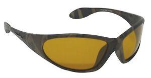 Camouflage Sunglasses Polarized Yellow Cat 2 UV400 Lenses