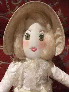 HOLLY HOBBIE and FAIRY HANDMADE DOLLS made to commission personalised with name