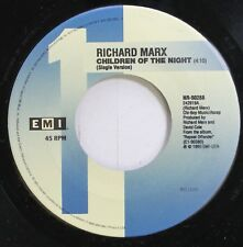 Rock Nm! 45 Richard Marx - Children Of The Night / Real World On Emi