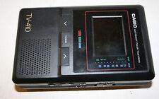 "Casio LCD Pocket Color TV- 410 ""Nostalgie Pur"""