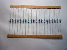 4.7 Ω Ohm 1% Metal Film Resistor ( 20 Pcs. )