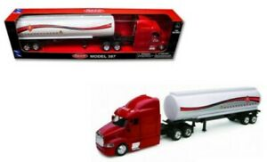 New  Ray 1/43 Peterbilt 387 Oil Tanker (Die Cast) NRY15423