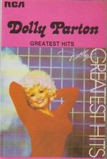 DOLLY PARTON : GREATEST HITS  / CASSETTE  .CT54