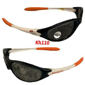 NFL Denver Broncos Sleek Wrap Sunglasses -UV 400 Protection- Kids