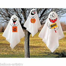 3 Haunted Halloween Colgante Fantasmas Fantasmas Decoraciones