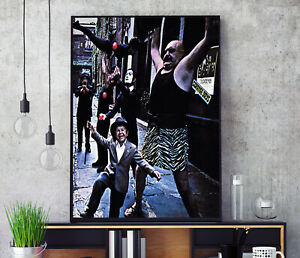 Strange Days (by The Doors) Album Cover Poster Professional Grade Print HD A3 A4