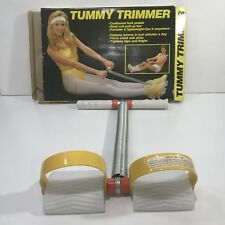 Vintage 80s Tummy Trimmer Abdominal Exerciser Tone Stomach Flatten prop retro