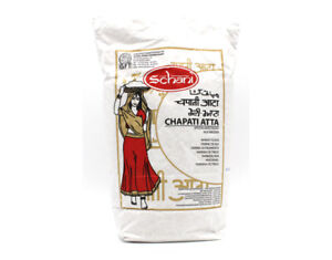 Schani Weizenmehl Chapati Atta 10kg  / wheat flour (1,17€/1kg)