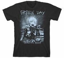 Green Day Nuke Revolution Radio Punk Pop Skate Rock Music Band T Shirt 10114927