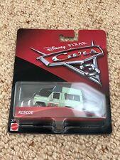 Mattel Disney Pixar Cars 3 - Roscoe Demolition Derby Diecast BNIB *RARE*
