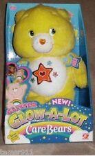 **RARE** NIB 12inch Plush Glitter Glow-A-Lot Superstar Care Bear
