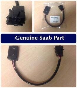 GENUINE SAAB 9-3 1998-2002 - ACC HEATER CONTROL UNIT - BRAND NEW - 5045158
