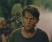 MARTIN SHEEN SIGNED AUTOGRAPHED APOCALYPSE NOW COLOR PHOTO