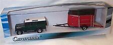 Land Rover & Horse Box Set Mib 1-43scale