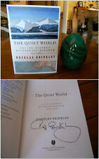 SIGNED ~ The Quiet World by Douglas Brinkley ~ 1st/1st