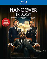 THE HANGOVER TRILOGY NEW REGION B BLU-RAY