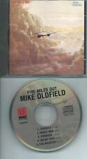 MIKE OLDFIELD Five Miles Out DUTCH PICTURE DISC CD ALBUM