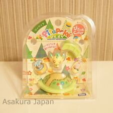 Pokemon Pita-Poke LEAFEON PPS-16 Mini figure TAKARA TOMY Japan PHYLLALI PitaPoke