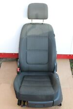 SEAT ALHAMBRA 7N FRONT LEFT SEAT FRONT PASSENGER SEAT 8R0881105